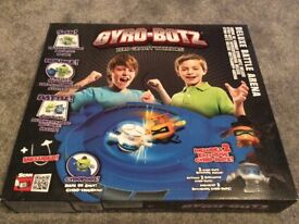 Games and toys. Girls and boys. Gyro-Botz