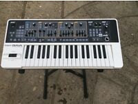 Roland Gaia SH-01 VA POLYSYNTH Mint Boxed 3 Osc Synth.