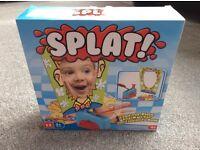 SPLAT GAME - like new