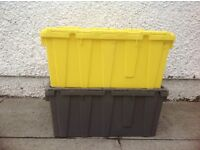Storage crates (2 available) £10 each