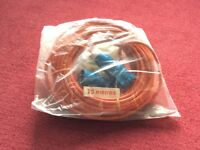 Brand new 25 mts caravan hook up cable
