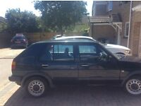 GOLF mk2 auto PRICED TO SELL!!