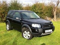 2006 Freelander 2.0 TD4 Adventurer 3dr Excellent Condition Good MOT & Service History