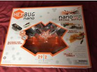 Hexbug Nano bridge battle habitat set