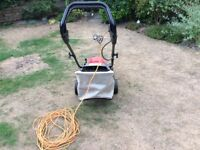 Honda electric lawnmower