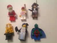 Collectable, some rare Lego minifigs