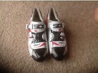 Sidi Ergo 3 Carbon Cycling Shoes Size 7