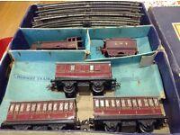 Hornby Train Set. No.501 Passenger set.