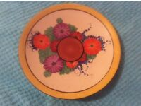 Clarice cliff gay day plate