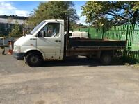 Volkswagen LT35 Petrol/Gas Tipper Van Truck Pick Up Lorry