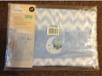 Sleepy owl nappy stacker brand new