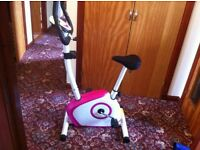 Davina MacCall Magnetic Exercise Bike