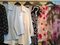 Assorted bundle of ladies clothing
