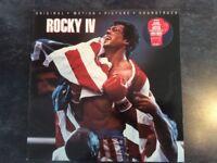 Rocky VI - Original Motion Picture Soundtrack- Vinyl LP 1985