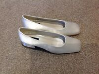 Brand new bridal shoes