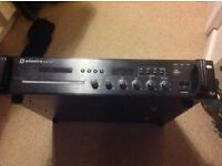 Adastra A120TUD Mixer Amp