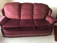 Vintage 3 seater sofa excellent condition