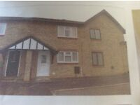 2 bedroom house central location