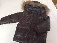 Zara baby jacket 9 - 12 months