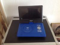 A brand new DVD top range player for sale