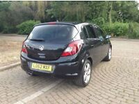 Vauxhall Corsa 1.4 automatic 2013 only £4690