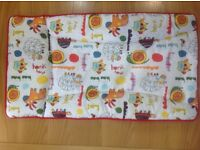 Mamas and papas baby changing mat excellent quality and durability