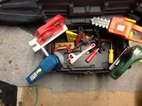 Child's play toolbox