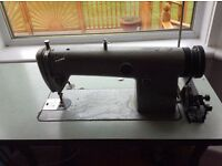 Industrial type sewing machine