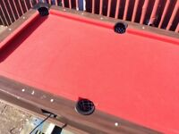 Pool/ snooker / air hockey table for sale