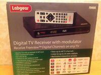 Digital TV Receiver (freeview box)
