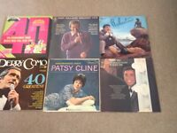Selection of Classic LP's
