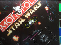 Star Wars Monopoly Limited Edition Numbered Board Game