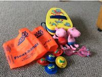 Zoggs swimming accessories bundle
