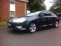 Citroen C5 VTR 2Litre Metallic Blue