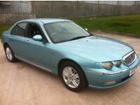 2004 ROVER 75 CDTi **MOT MARCH 2018**NO ADVISORIES**FULL SERVICE HISTORY**EXCELLENT CONDITION**