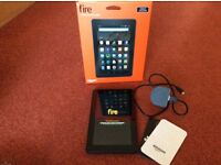 "Amazon fire tablet 7"" 16GB"