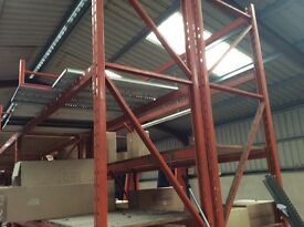 Pallet Racking for sale . Cheap for quick sale