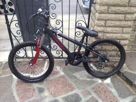 Guru Hood Bike 20 inch wheels