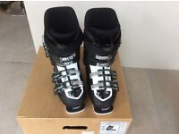 Ski Boots Techno Pro 4 buckle 23.5 Approx size 3.5-4.5 UK 36.5 EUR