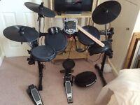 Electronic Drum Kit - Alexis DM6 USB Digital kit