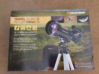 Travel Scope 70 Compact Telescope
