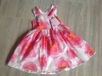 Brand New Pumpkin Patch Summer Dress Age 3 Years