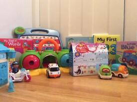 Interesting Bundle of Toys 12 months plus