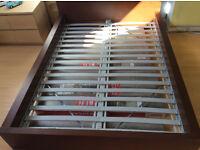 Ikea Malm Double Bed Frame