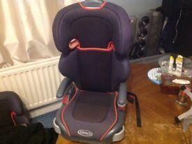 Graco unisex car seat