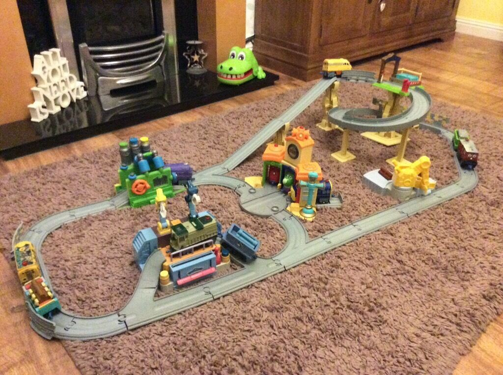Chuggington interactive train set | in Dunfermline, Fife | Gumtree