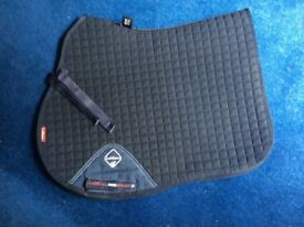 LeMieux ProSport Navy GP Saddle Pad (L)