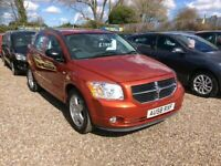 Dodge, CALIBER, AUTOMATIC , ONLY 50000 miles @ Aylsham Road Affordable Cars