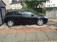 Vauxhall Astra 1.4 club 5 door in black