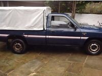 Toyota Hilux MK3 PETROL 2WD 2Y ENGINE ALL ORIGINAL PAINT AND DECALS